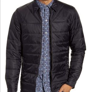 Boss quilted jacket